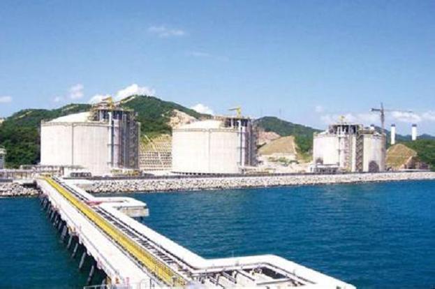 中海石油深圳LNG项目