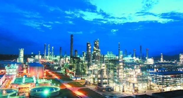 中化泉州1200万吨炼油项目