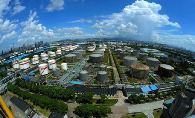 中石化镇海炼化分公司项目--中国最大的炼油企业