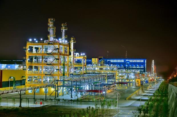 国家煤制天然气示范项目--中国庆华集团55亿m3煤制天然气