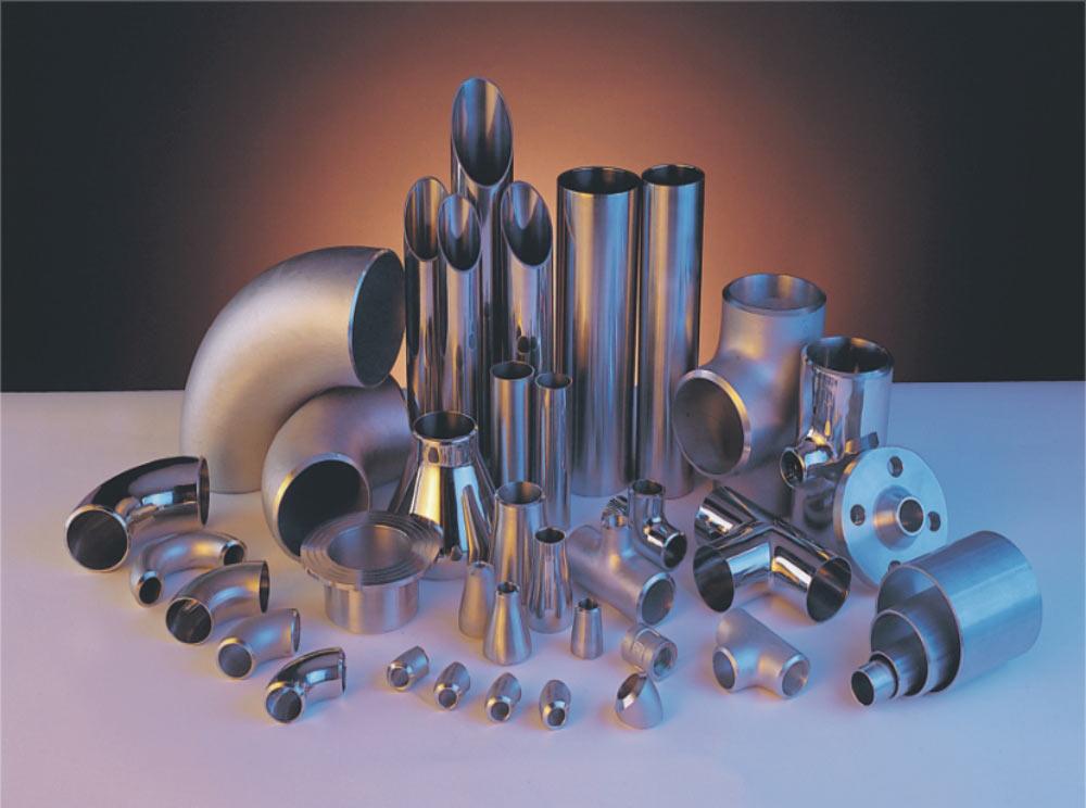 不锈钢管件系列